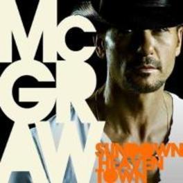 SUNDOWN HEAVEN.. -DELUXE- .. TOWN TIM MCGRAW, CD