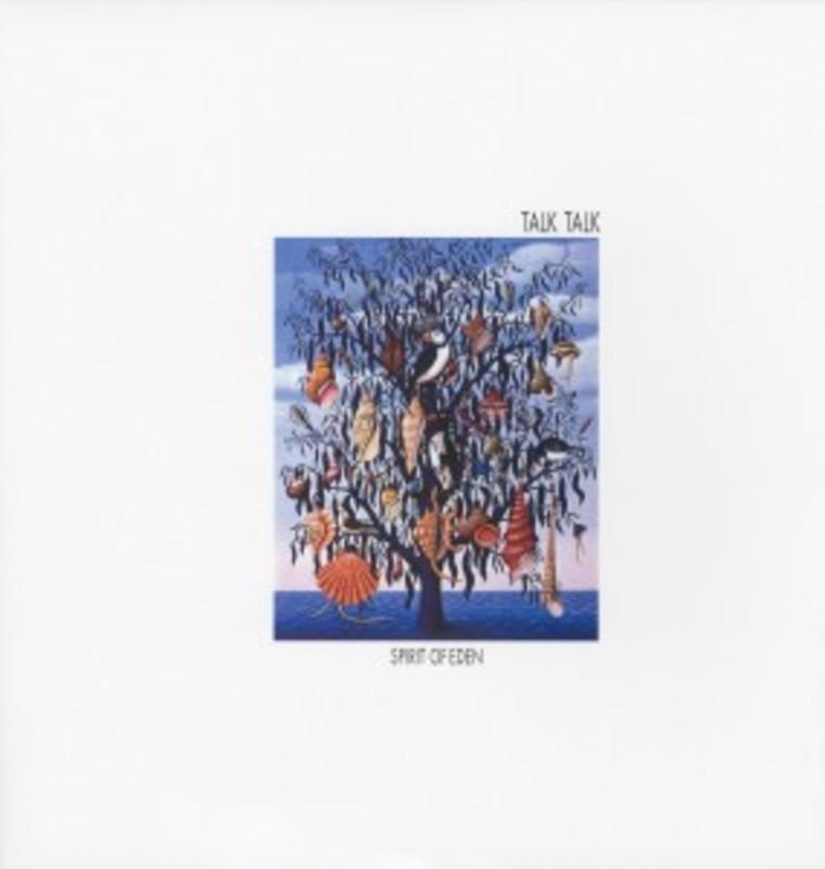 SPIRIT OF EDEN LP + DVD TALK TALK, Vinyl LP
