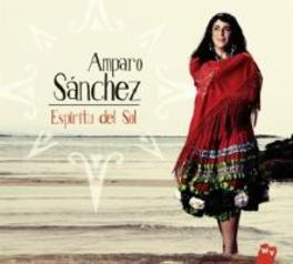 ESPIRITU DEL SOL AMPARO SANCHEZ, CD