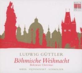 BOHMISCHE WEIHNACHT VIRTUOSI SAXONIAE LUDWIG GUTTLER, CD