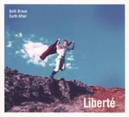 LIBERTE GULLI BRIEM EARTH AFFAIR, CD