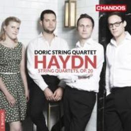 STRING QUARTETS VOL.1 OP. DORIC STRING QUARTET J. HAYDN, CD