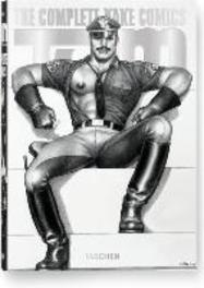 Tom of Finland The Complete Kake Comics, Finland, Tom of, Hardcover