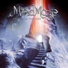 BACK FROM THE EDGE POWER METAL, METAL, PROGRESSIVE METAL MIND MAZE, CD