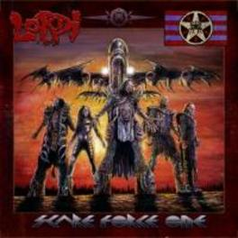 SCARE FORCE ONE -DIGI- LORDI, CD