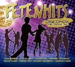 FETENHITS DISCOFOX -DIGI- .. -DIE DEUTSCHE V/A, CD