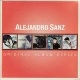ORGINAL ALBUM SERIES ALEJANDRO SANZ, CD