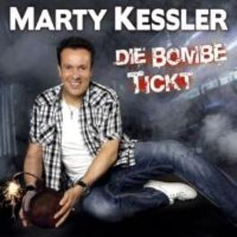 DIE BOMBE TICKT MARTY KESSLER, CD