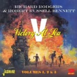 VICTORY AT SEA V.1-3 RODGERS, RICHARD & ROBERT, CD