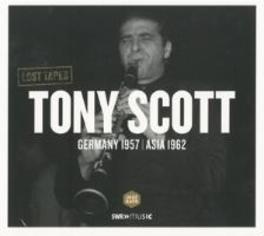 TONY SCOTT .. 1957/ASIA 1962 TONY SCOTT, CD