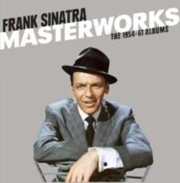 MASTERWORKS 1954-61 15 ALBUMS/20PG. BOOKLET/24BIT RM./INCL. 43 BONUS TR. FRANK SINATRA, CD