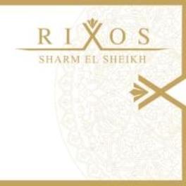 RIXOS SHARM EL SHEIK MIXED BY CADASH CORT V/A, CD