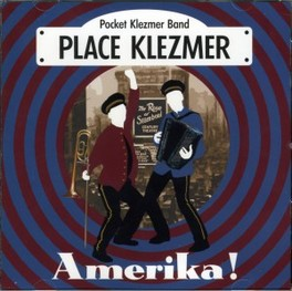 AMERIKA PLACE KLEZMER, CD