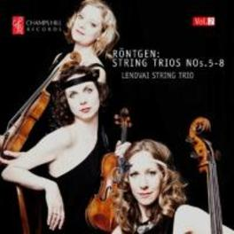 STRING TRIOS NO.5-8 LENDVAI STRING TRIO J. RONTGEN, CD