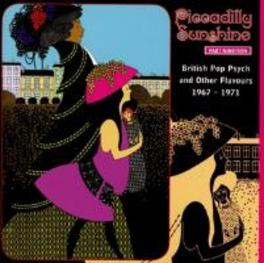 PICCADILLY SUNSHINE 19 1967-1971, BRITISH POP PSYCH AND OTHER FLAVOURS V/A, CD