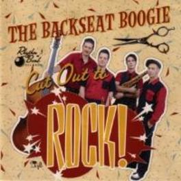 CUT OUT TO ROCK BACKSEAT BOOGIE, CD