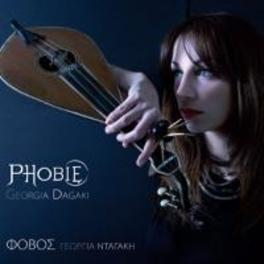 PHOBIE GEORGIA DAGAKI, CD