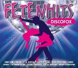 FETENHITS DISCOFOX -DIGI- V/A, CD