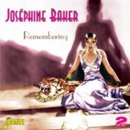 REMEMBERING JOSEPHINE BAKER, CD