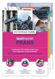 Interculture taaltrainer Frans set 7 cd's taaltrainer Frans 3 cd's + Frans op reis taaltrainer 3cd's + telefoneren in het Frans taaltrainer cd, Interculture, Luisterboek