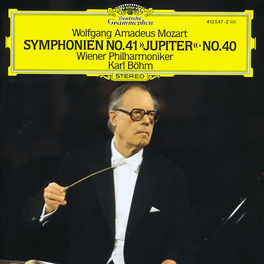 SYMPH.NO.40 G MOLL KV550 WP/BOHM Audio CD, W.A. MOZART, CD