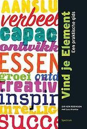 Vind je element een praktische gids, Robinson, Ken, Paperback
