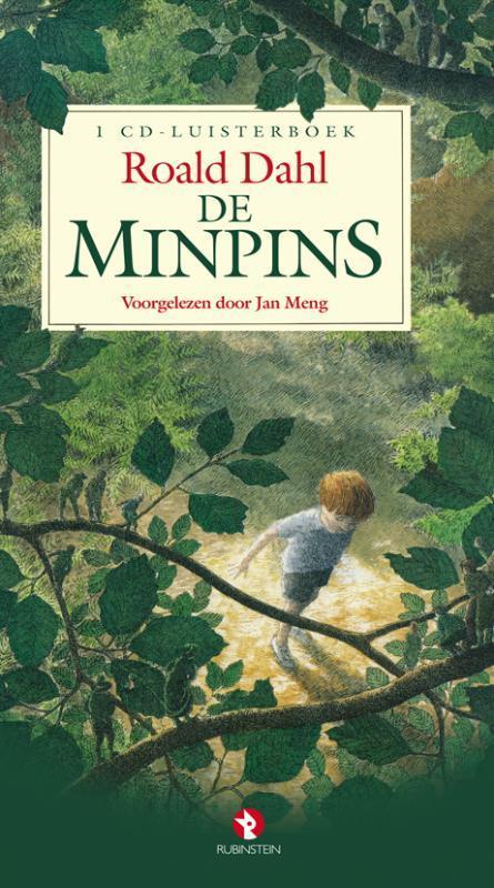 De Minpins ROALD DAHL luisterboek: voorlezer Jan Meng, Roald Dahl, CD