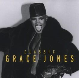 CLASSIC:MASTERS.. .. COLLECTION Audio CD, GRACE JONES, CD