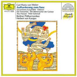 AUFFORDERUNG ZUM TANZ . BP/KARAJAN Audio CD, C.M. VON WEBER, CD