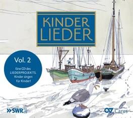 CHILDREN'S SONGS VOL.2 Exklusive Kinderlieder-Sammlung, V/A, CD