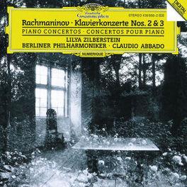 PIANO CONCERTOS NO.2 & 3 ZILBERSTEIN BP ABBADO Audio CD, S. RACHMANINOV, CD