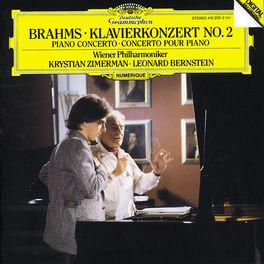 PIANO CONC.NO.2 ZIMERMAN/WP/BERNSTEIN Audio CD, J. BRAHMS, CD