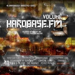 HARDBASE FM VOLUME FIVE CRYSTAL LAKE,OMEGATYPEZ,WASTED PENGUINZ,TONESHIFTERZ.. V/A, CD