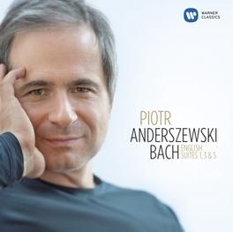 ENGLISH SUITES PIOTR ANDERSZEWSKI J.S. BACH, CD
