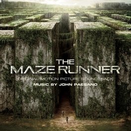 MAZE RUNNER *DELUXE.. 180 GRAM/GATEFOLD/PVC SLEEVE/1000 CPS ON COLOURED VINYL OST, Vinyl LP