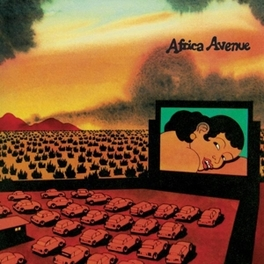 AFRICA AVENUE PAPERHEAD, CD