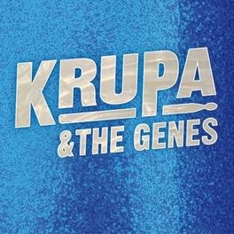 KRUPA & THE GENES *DUTCH NU-JAZZ FT. THE 2 DRUMMERS KRU(GER) & PA(TOCKA)* KRUPA & THE GENES, CD