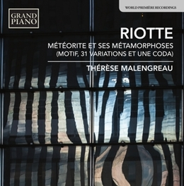 METEORITE ET SES METAMORP THERESE MALENGREAU A. RIOTTE, CD