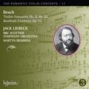 VIOLIN CONCERTO NO.3 BBC SCOTTISH ORCHESTRA/MARTYN BRABBINS/LIEBECK