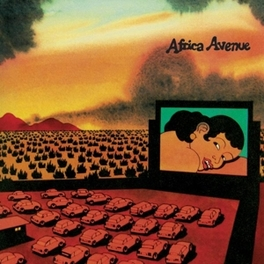 AFRICA AVENUE W/DOWNLOAD CODE PAPERHEAD, Vinyl LP