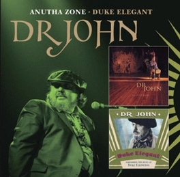 ANUTHA ZONE/DUKE ELEGANT 1998 AND 1999 ALBUMS, FT. GAZ COOMBES (SUPERGRASS) DR. JOHN, CD
