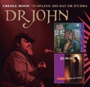CREOLE MOON/N'AWLINZ:.. .. DIS DAT OR D'UDDA, 2001 AND 2004 ALBUMS