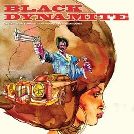 BLACK DYNAMITE.. .. INSTRUMENTALS ADRIAN YOUNGE, Vinyl LP