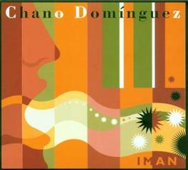 IMAN FT. ENRIQUE MORENTE & LUIS DE LA PICA CHANO DOMINGUEZ, CD