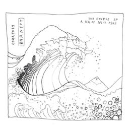 DOUBLE EP: A SEA OF.. .. SPLIT PEAS // 2LP GATEFOLD W/DOWNLOAD CARD COURTNEY BARNETT, Vinyl LP