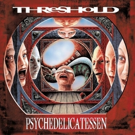 PSYCHEDELICATESSEN DEFINITIVE EDITION/ SILVER VINYL THRESHOLD, Vinyl LP