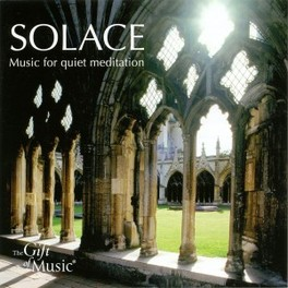 SOLACE, MUSIC FOR QUIET M MAGDALA, CD