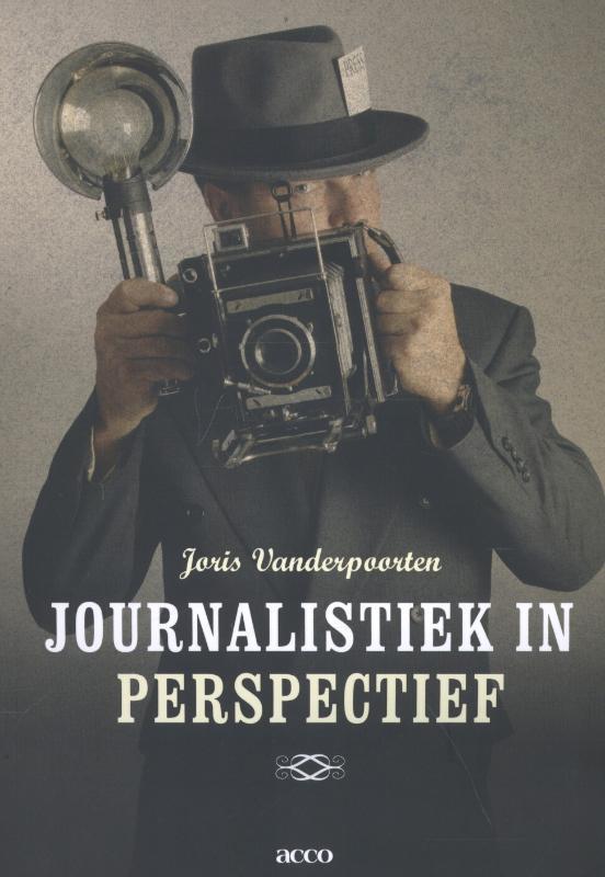 Journalistiek in perspectief Vanderpoorten, Joris, onb.uitv.