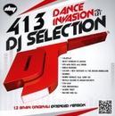 DJ SELECTION 413 DANCE INVASION VOL.121