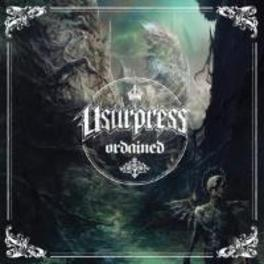 ORDAINED -DIGI- USURPRESS, CD